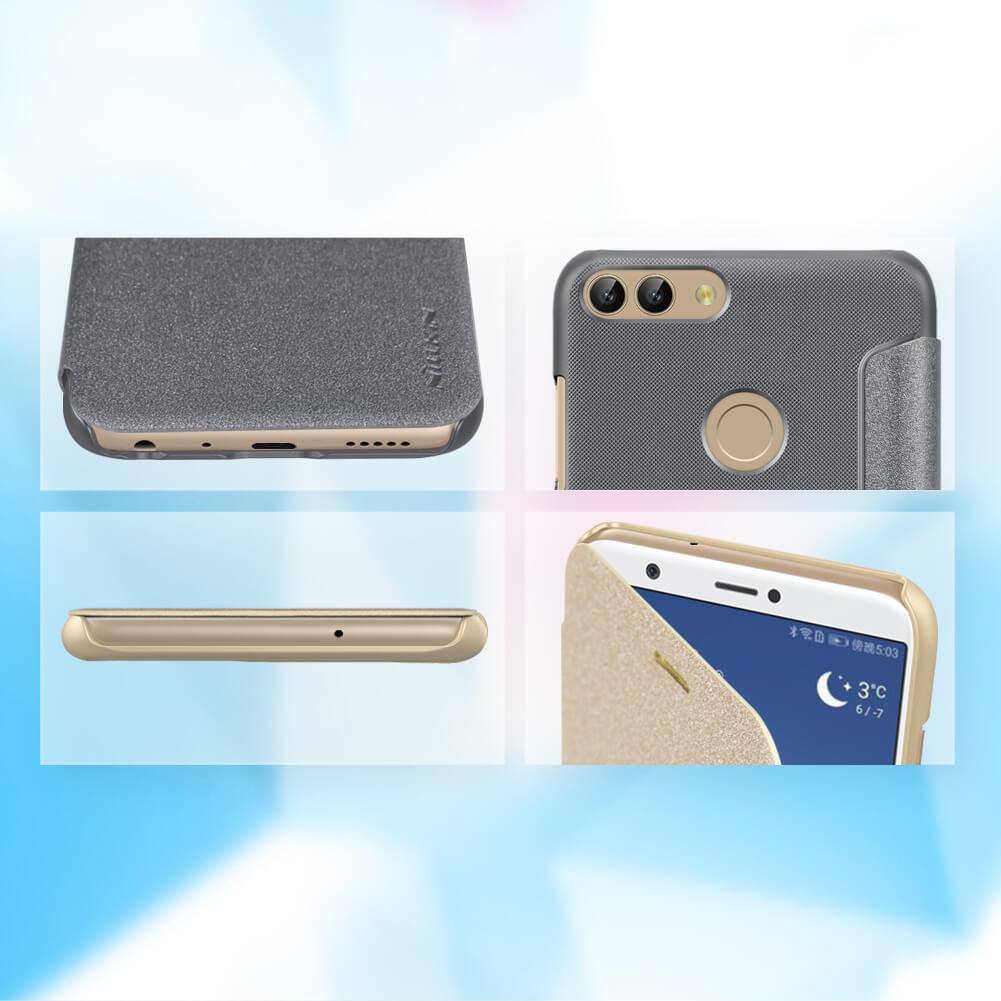 کیف نیلکین Nillkin Sparkle Case Huawei P Smart