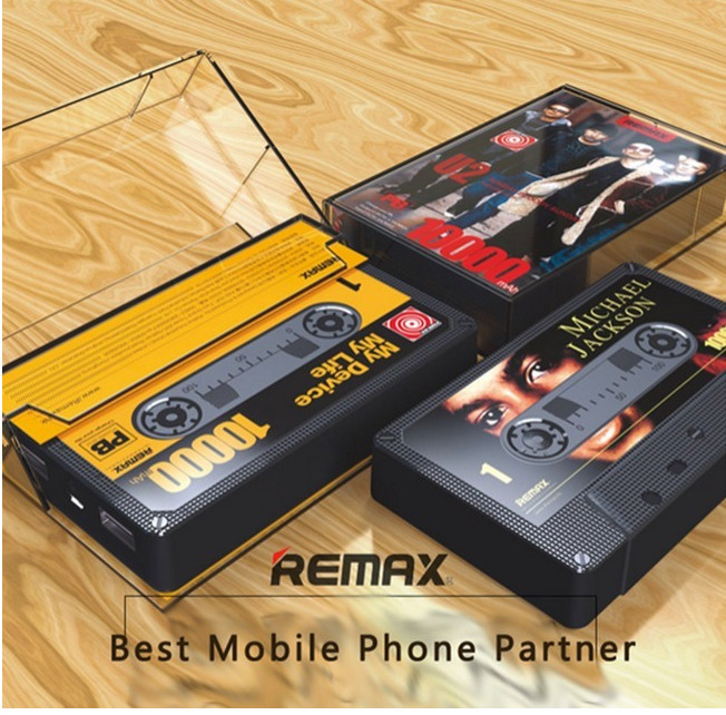 پاوربانک کاستی Remax Tape RP-T10 Power Bank 10000 mAh